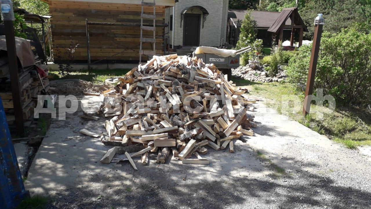 5 м³ берёзовых дров в д. Духанино, Истринский р-н