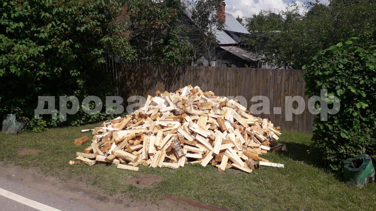 5 м³ берёзовых дров в п. Ильинское-Усово, Красногорский р-н