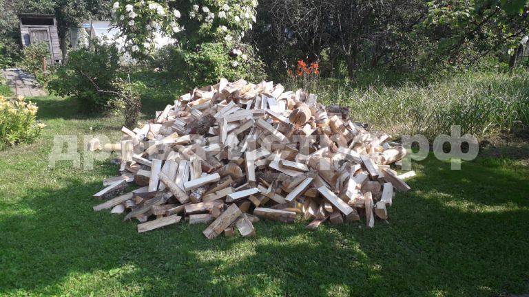 5 м³ берёзовых дров в СНТ Одуванчик, г.о. Истра