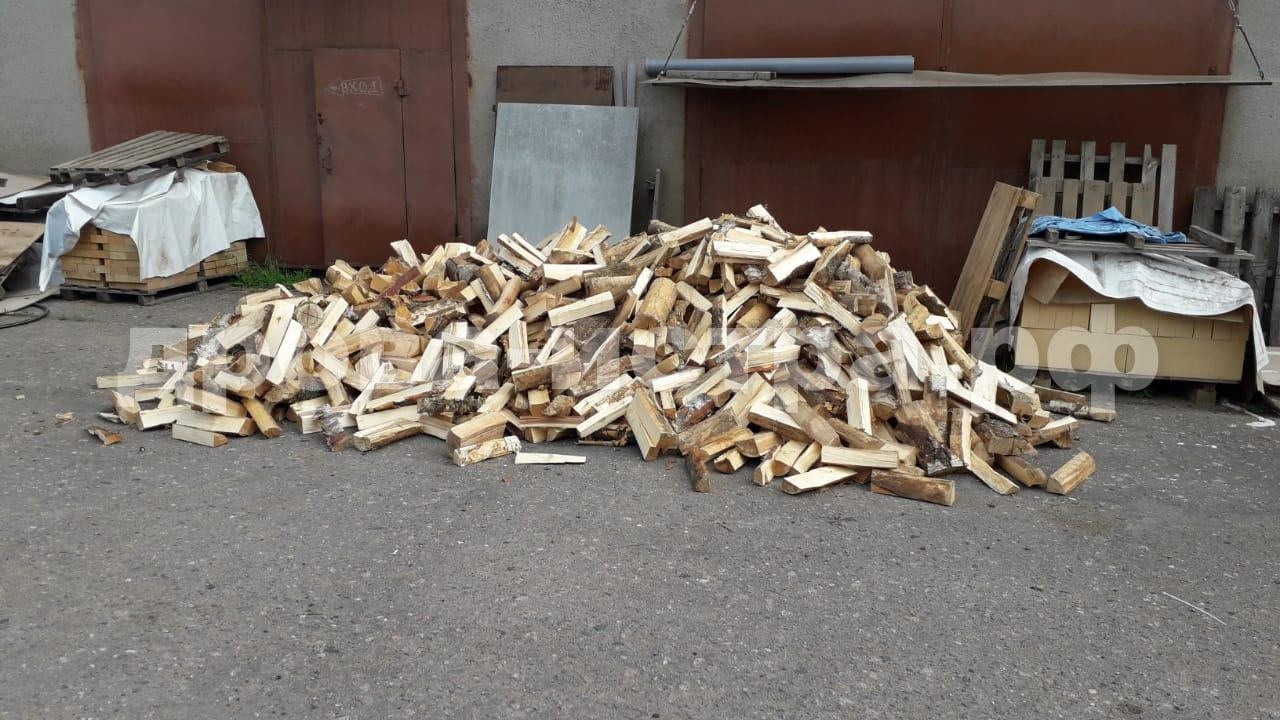 5 м³ берёзовых дров в кп. Нахабино Кантри, Красногорский р-н