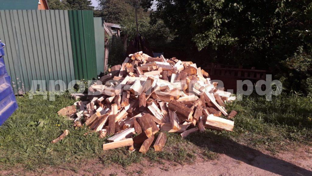 5 м³ еловых дров в д. Раково, г.о. Истра