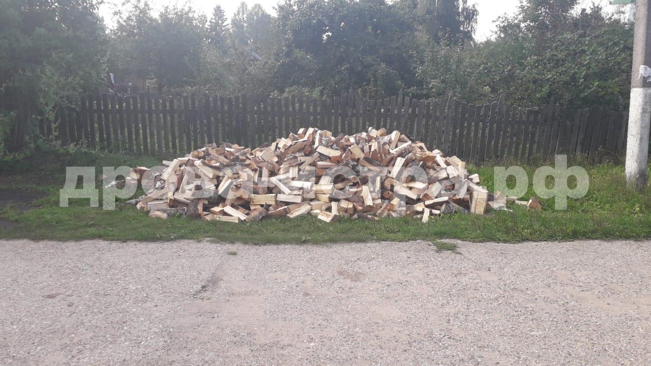 5 м³ берёзовых дров в СНТ Пищевик, г.о. Истра