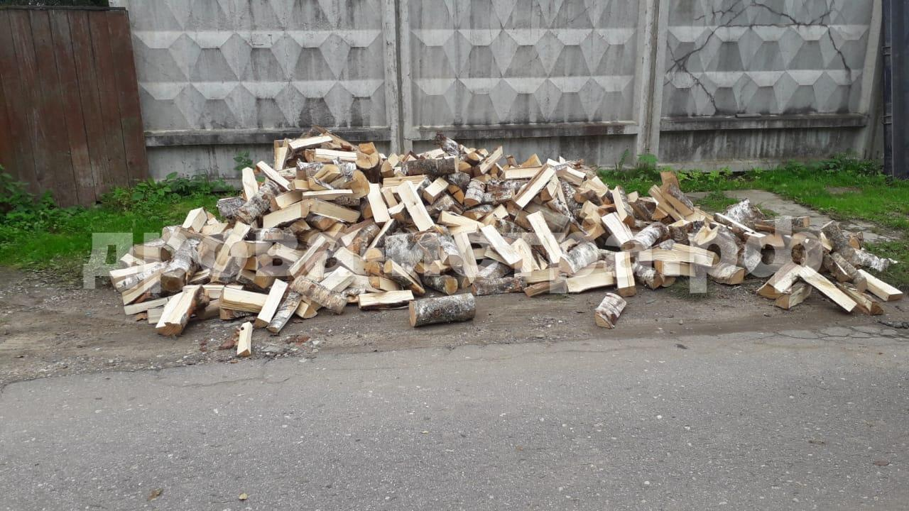 5 м³ берёзовых дров в г. Дедовск, г.о. Истра