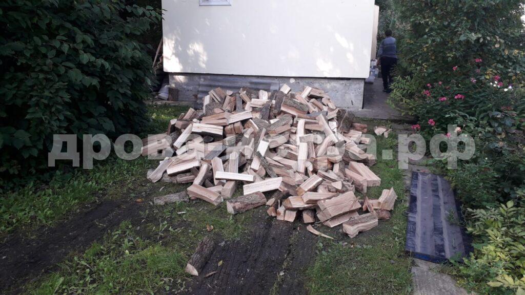 3 м³ осиновых дров в д. Павловское, г.о. Истра