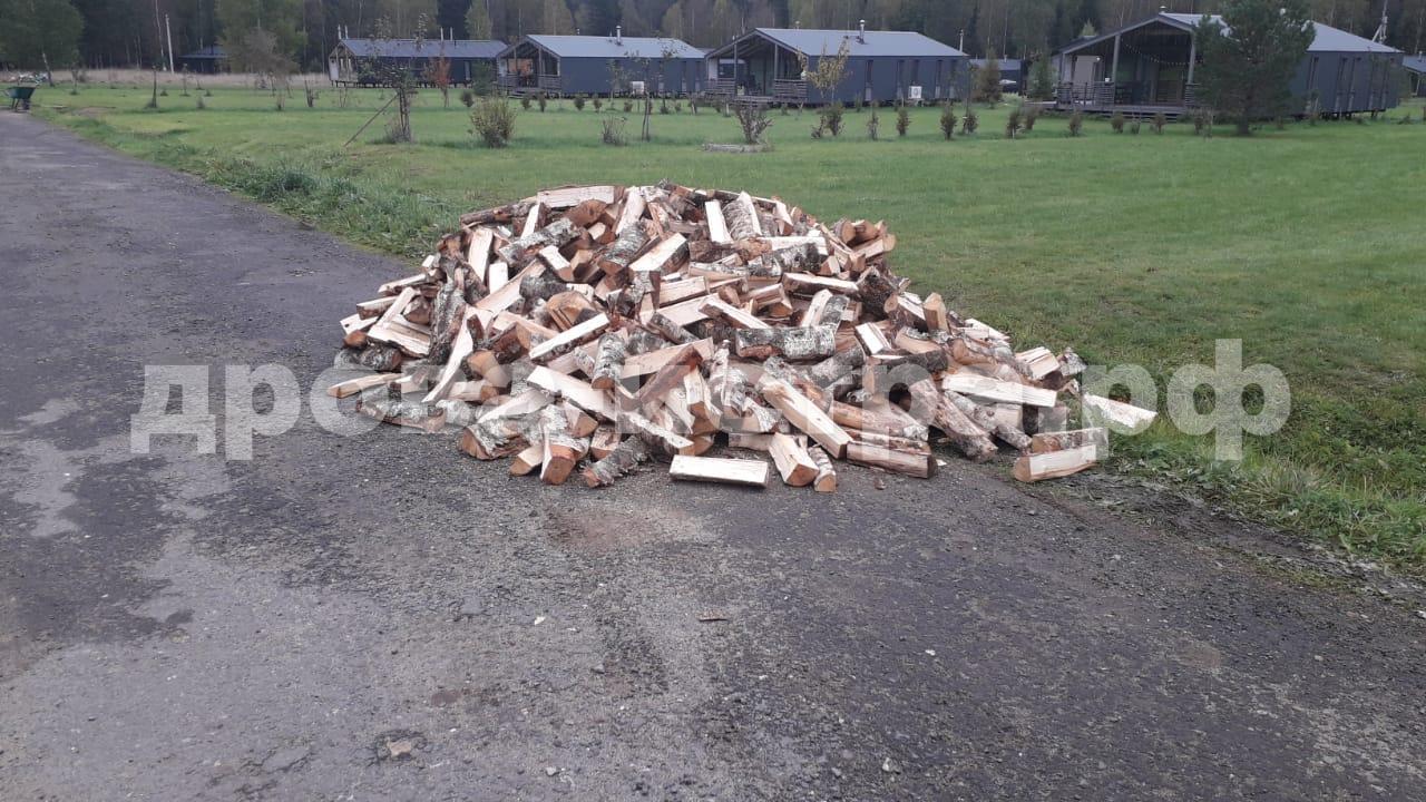 3 м³ берёзовых дров в дп. Снегири, г.о. Истра
